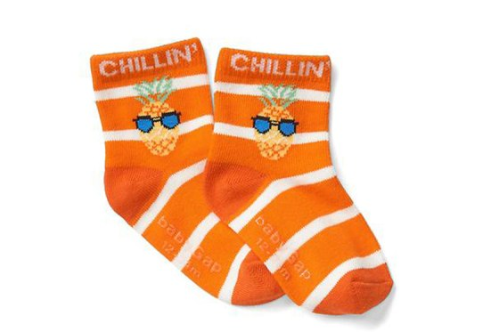 Gap Kids Intarsia graphic socks