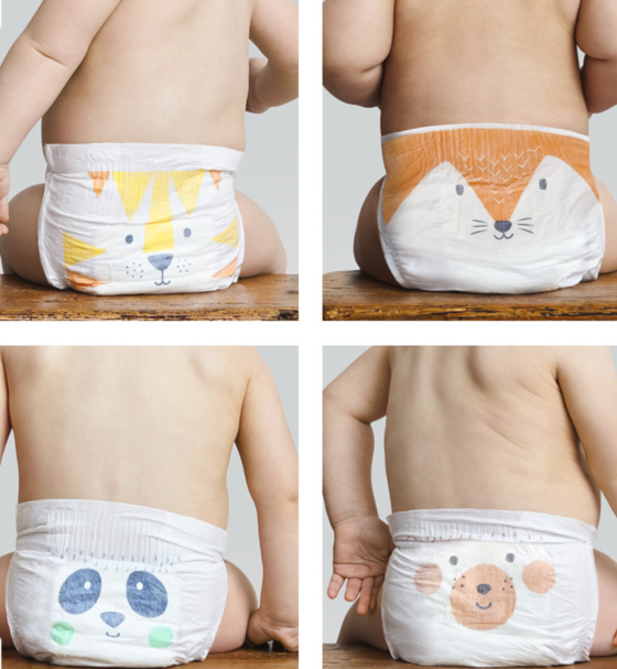 Kit & Kin Nappies