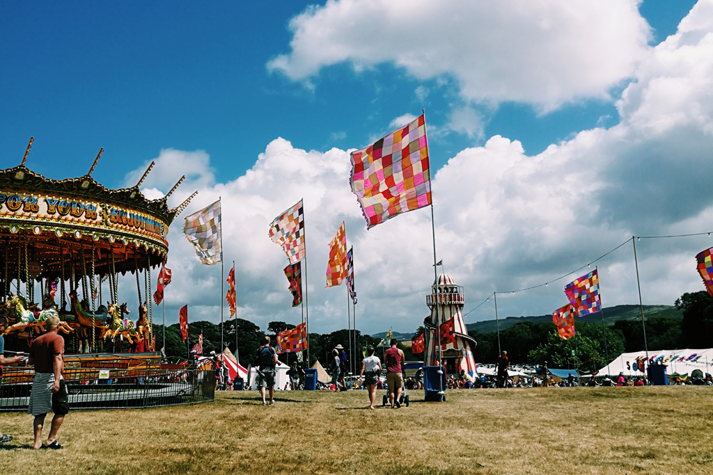 Camp Bestival The Mother Edit